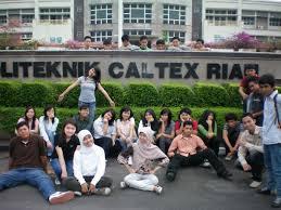 Poltek Caltex Riau