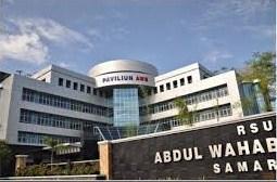 RSUD Abdul Wahab Sjahrinie 2