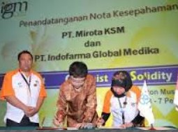 PT Indofarma Global Medika
