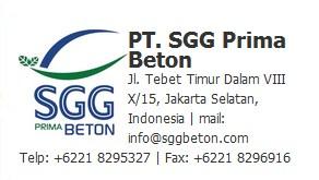 PT SGG Prima Beton